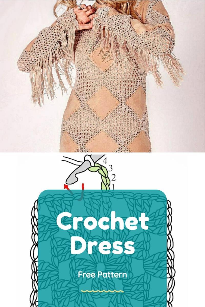 Great Crochet Dress Pattern