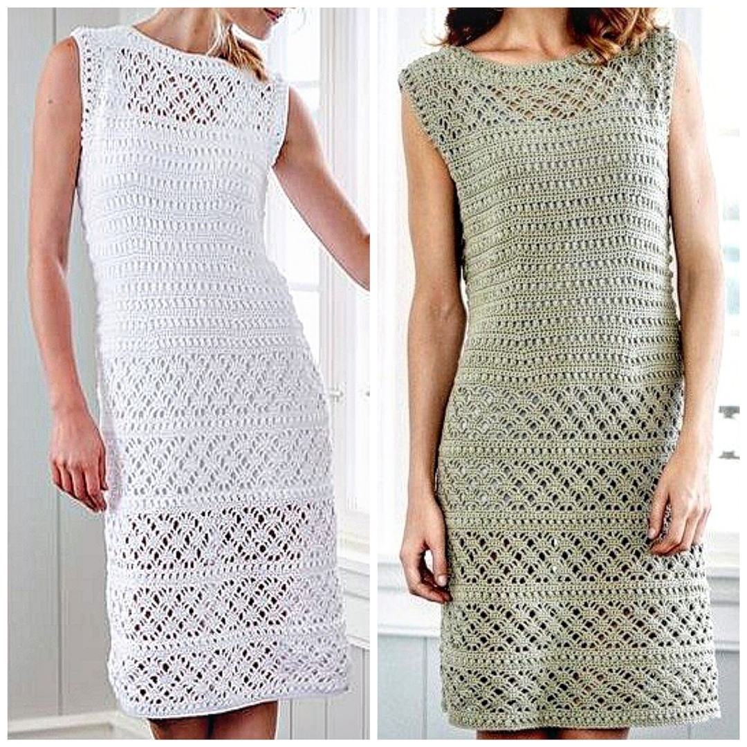 Beautiful Crochet Dress Patterns