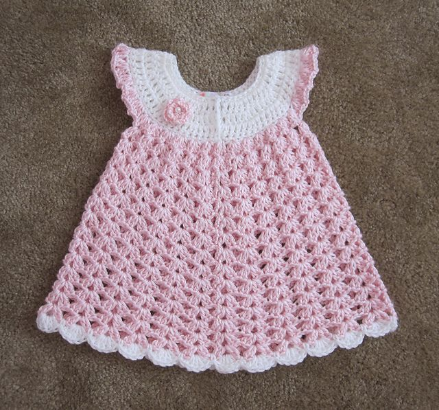 Pink Summer Children Girl Dress