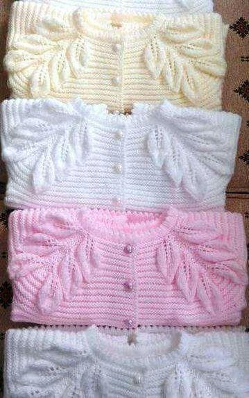 Knitting Baby Dress