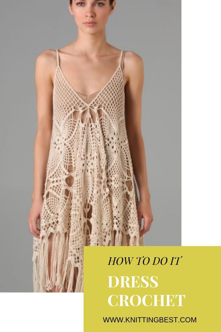 Dress Crochet