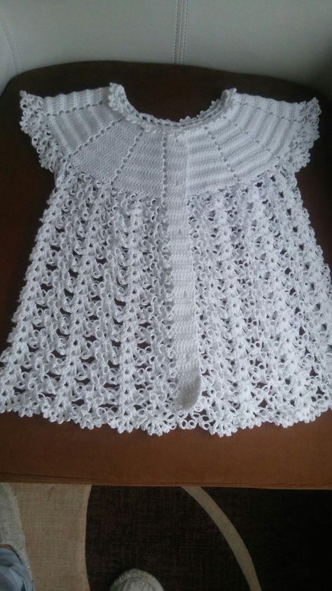 Knitted baby vest - Best Knitting