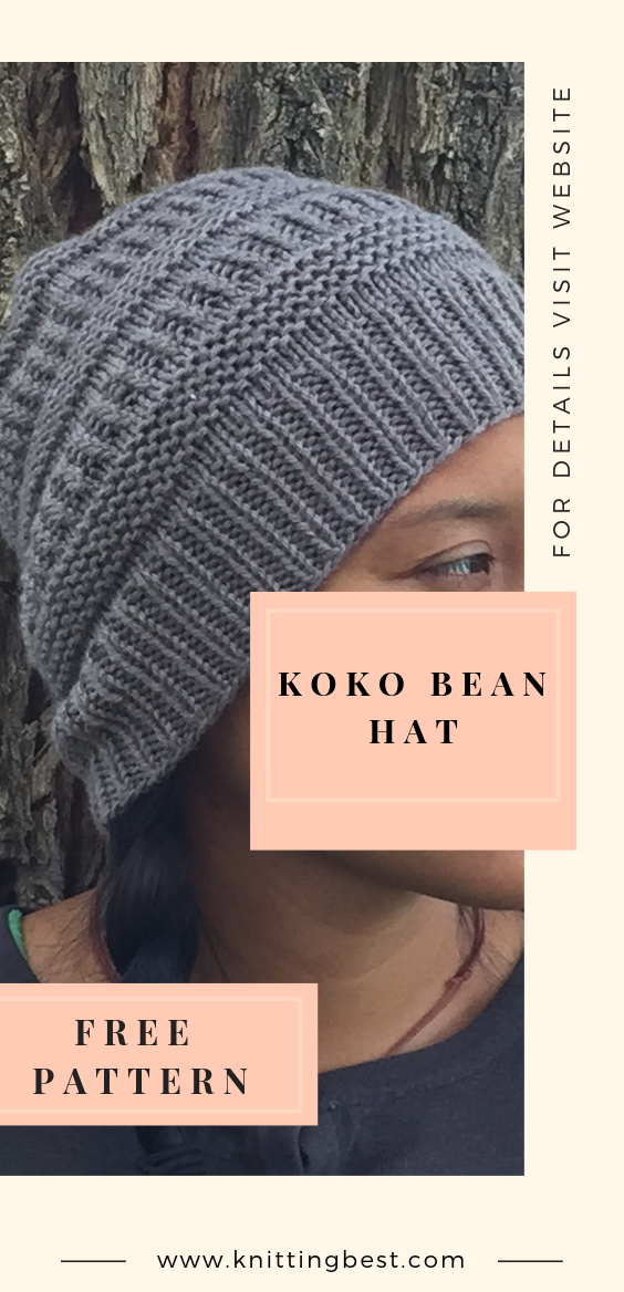 KOKO BEAN HAT