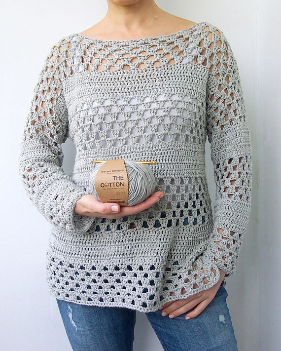 Crochet Pattern Woman Clothes