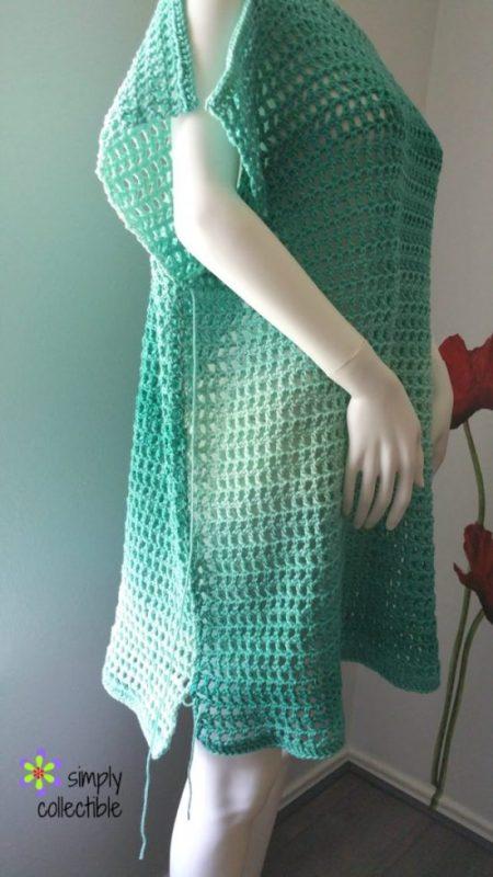 Easy Crochet Tunic Pattern Blouses Galleries