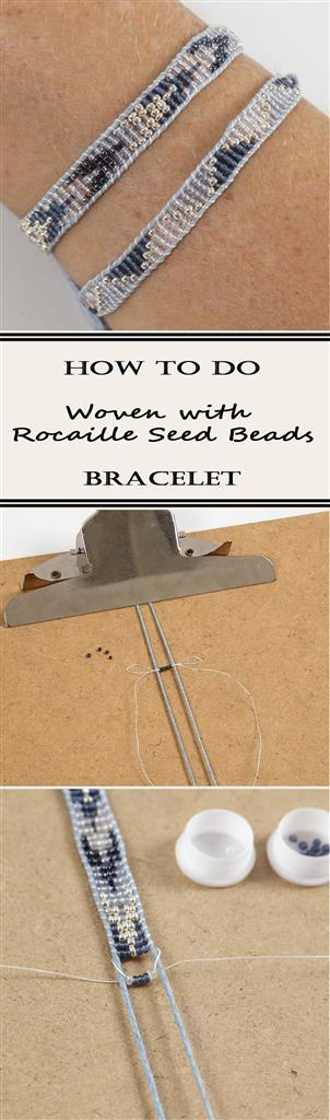 How to Do Woven Bracelet ?