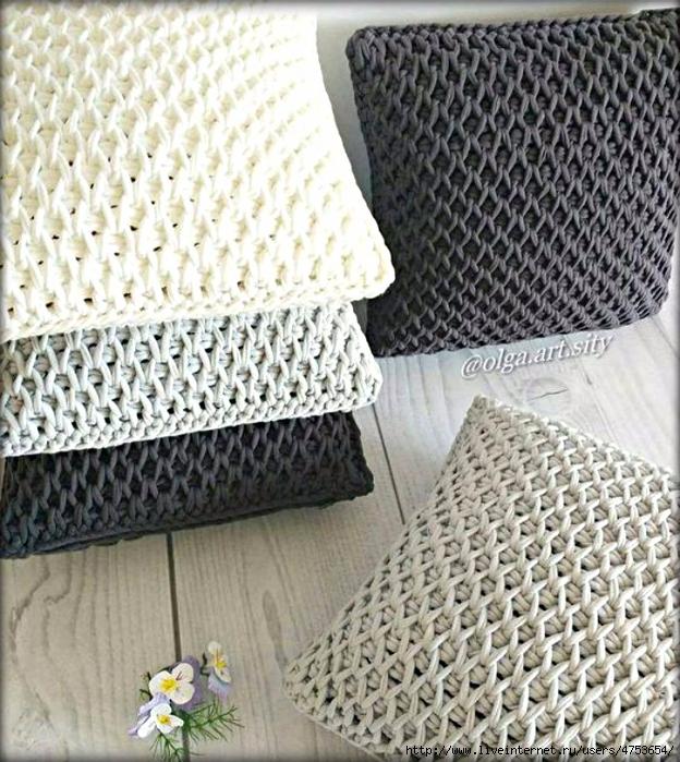 Crochet Pattern Model