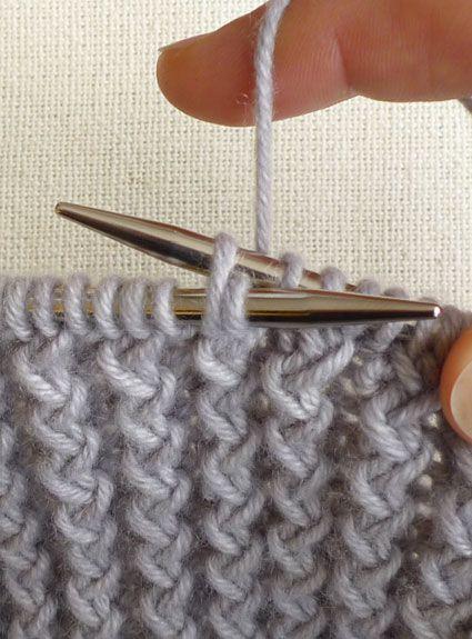Zigzag Knitting Model