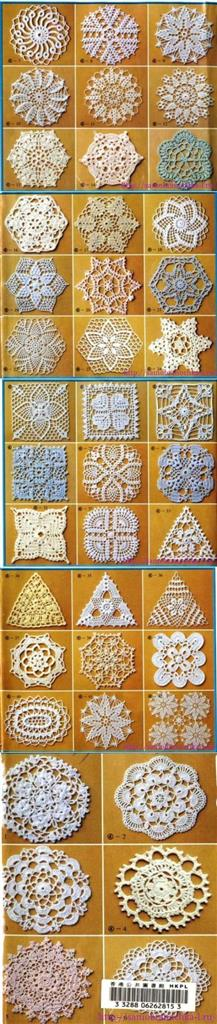 A collection of great motifs