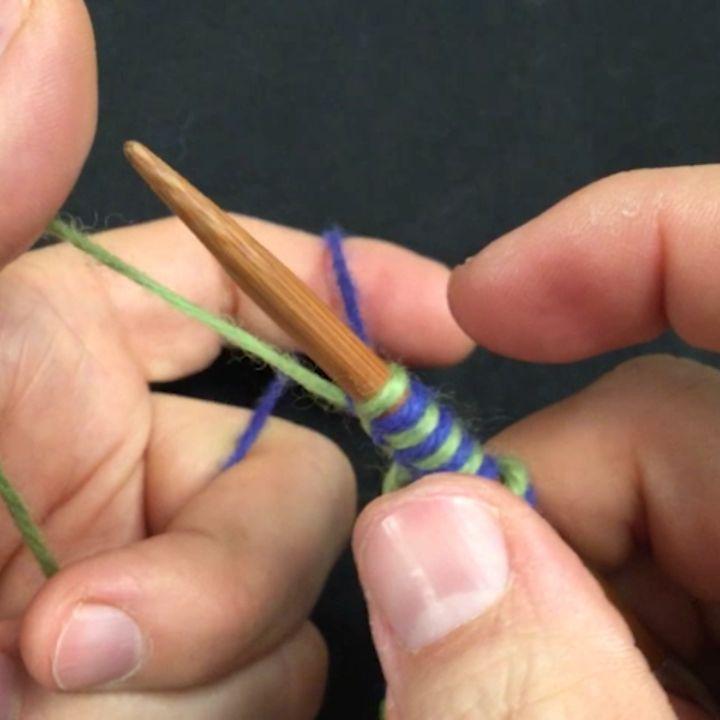 Basic Training - Knitting Tutorial