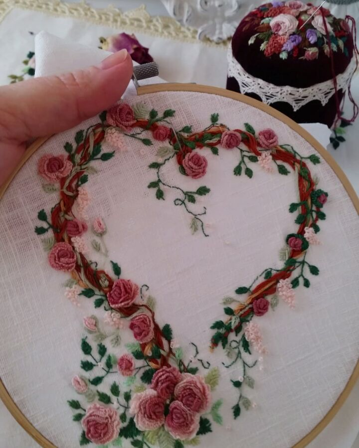 Fantastic Embroidery Tutorial