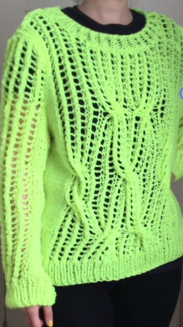 Fantastic Woman Sweater