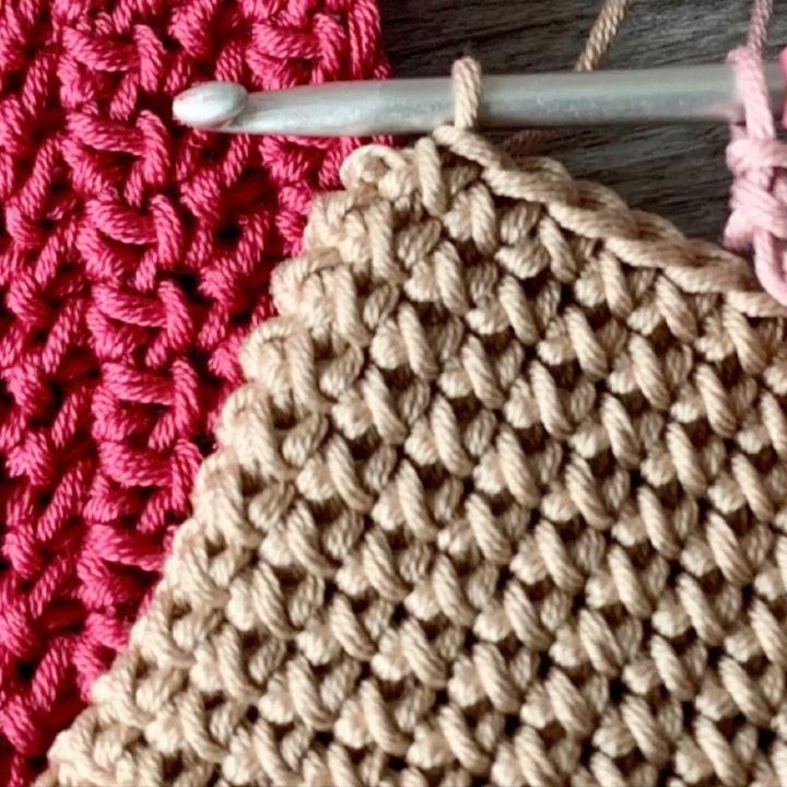 Crochet Knitting Pattern - Video Tutorials