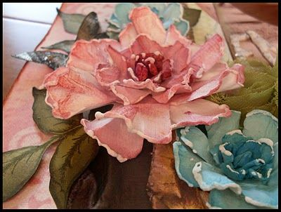 Paper Flower Tutorial - Diy Crafts