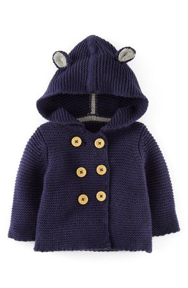 Crochet Baby Jacket - Kids