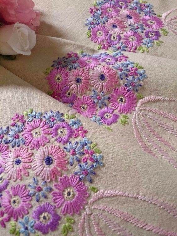Modern Embroidery - Diy Crafts