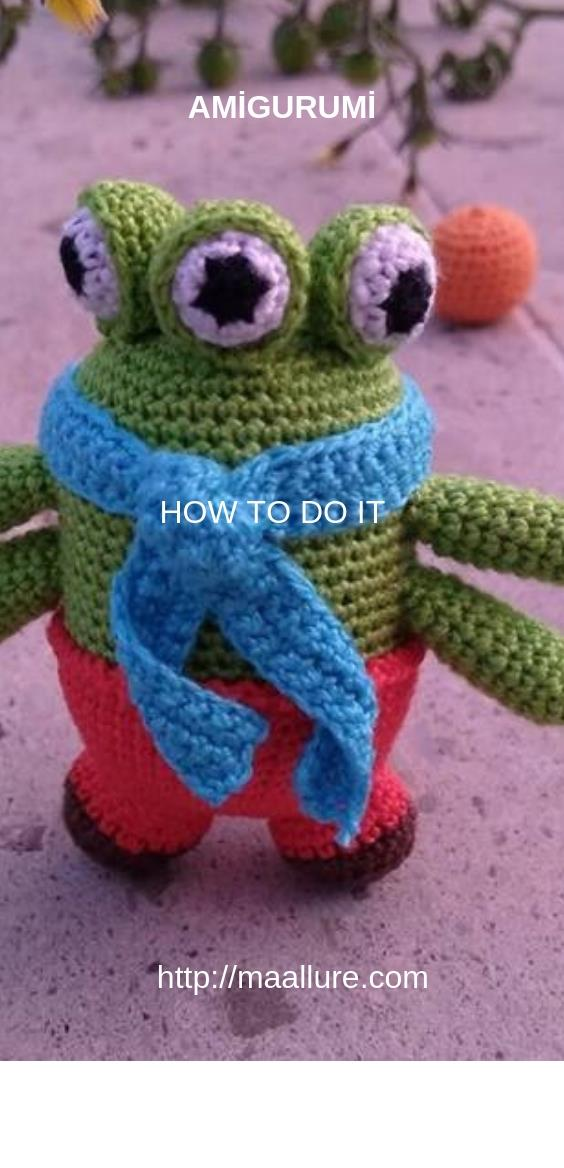 "Amigurumi from ""A"" to ""Z"". Beginner's Guide"