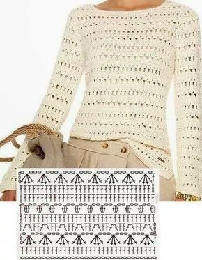 Crochet Cardigan Pattern - Diy Crafts