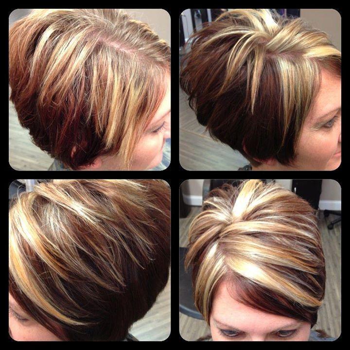 Chunky Highlights - Hair Beauty