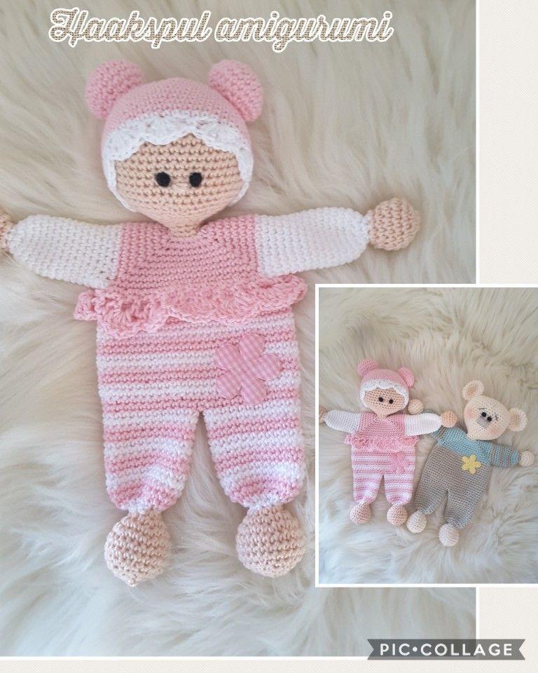 Crochet Security Blanket - Diy Crafts