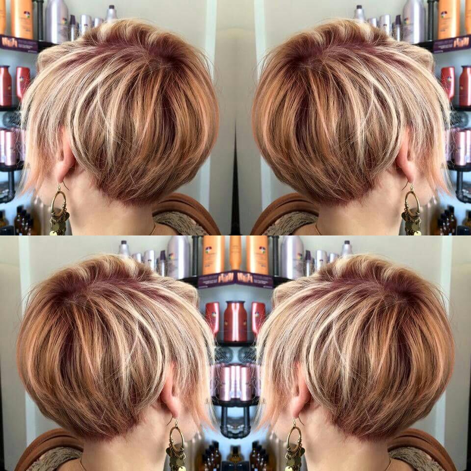 Short Pixie Bob Haircuts