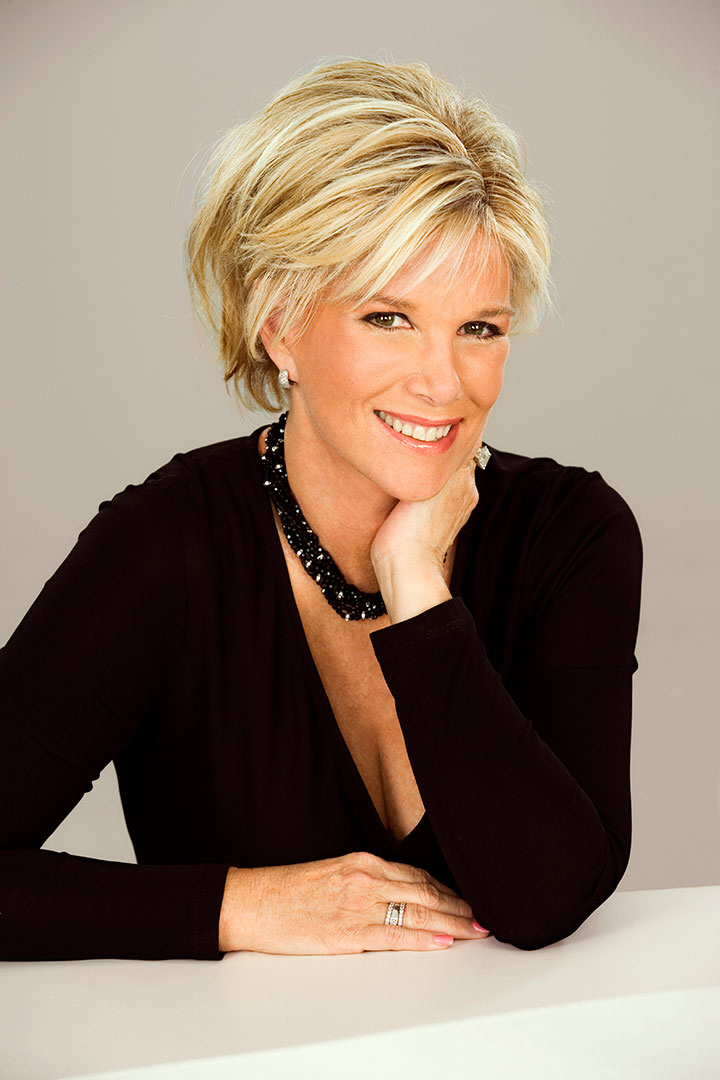 Joan Lunden Hairstyles