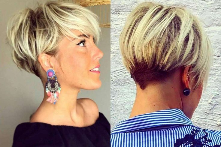 2018 Women S Short Haircut 20