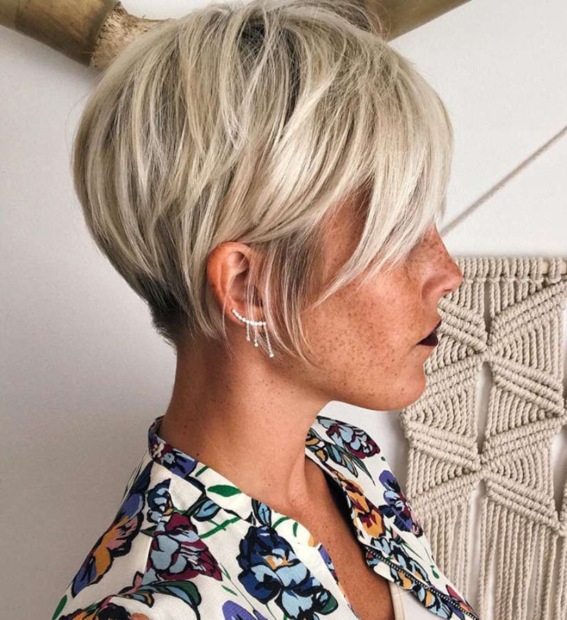 Short Hairstyle 2018