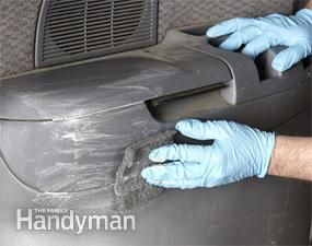 7. Condition your upholstery to keep it from cracking
