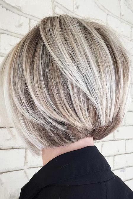 Blonde Balayage Hairstyle