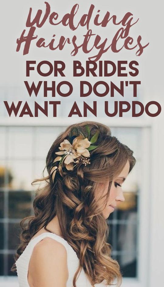 Bridal Hair Models
