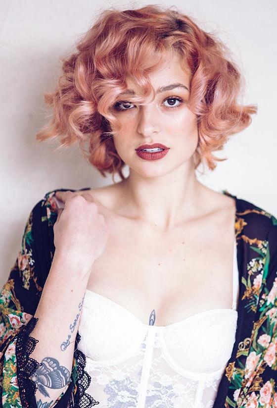 Vintage Curls
