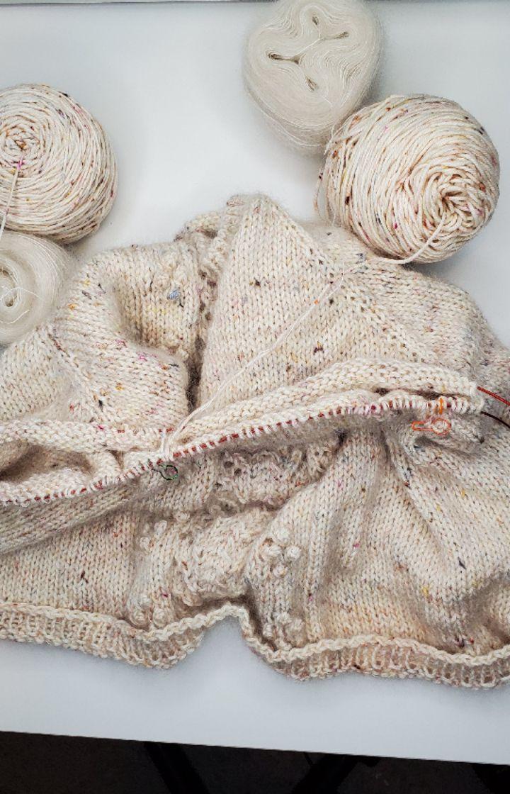 Knitting Time...