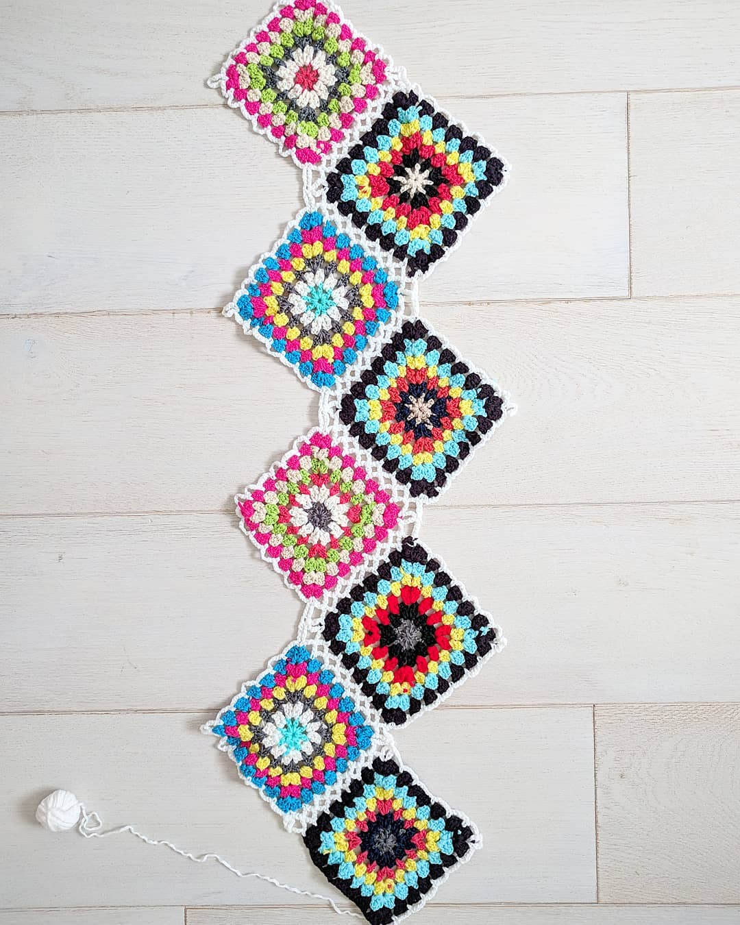 Why Dontcha Give My New Granny Square Cr Crochettoppattern - Crochet Summer Top