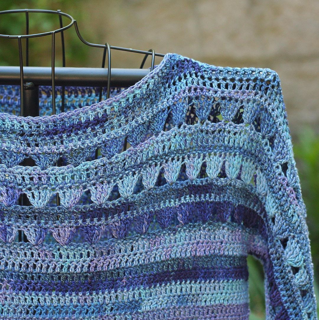 Have You Heard? Theshelbytop Will Be Re Desertblossomcrafts - Crochet Summer Top