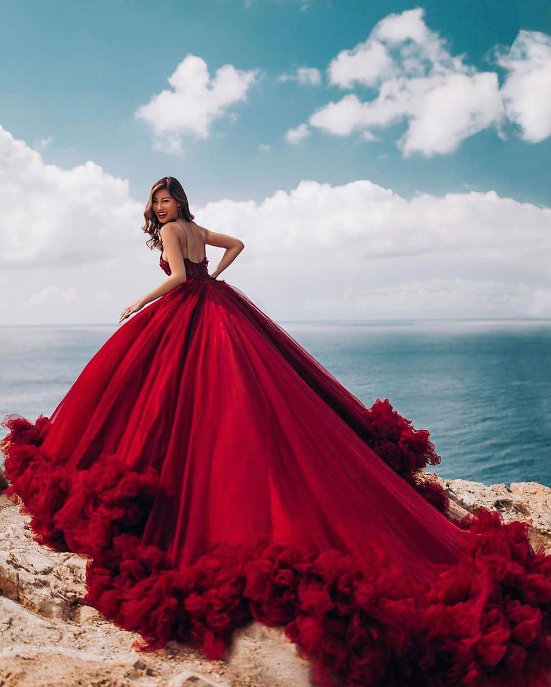 Red Dress 4Dresses Liastubllaofficial - Weddings