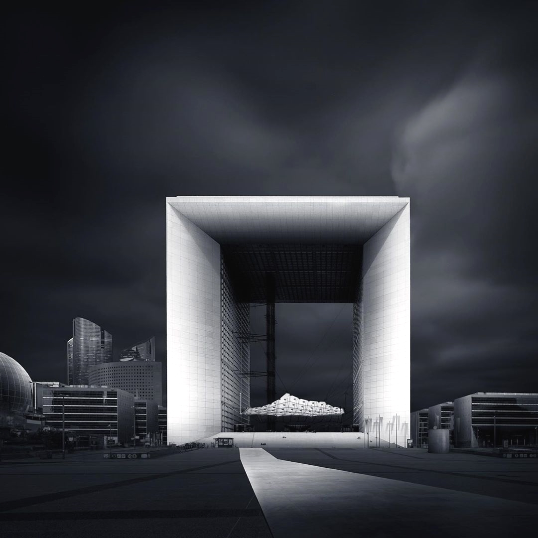 Photo Edit By: Martijn Kort Selected By Fineart - Architecture