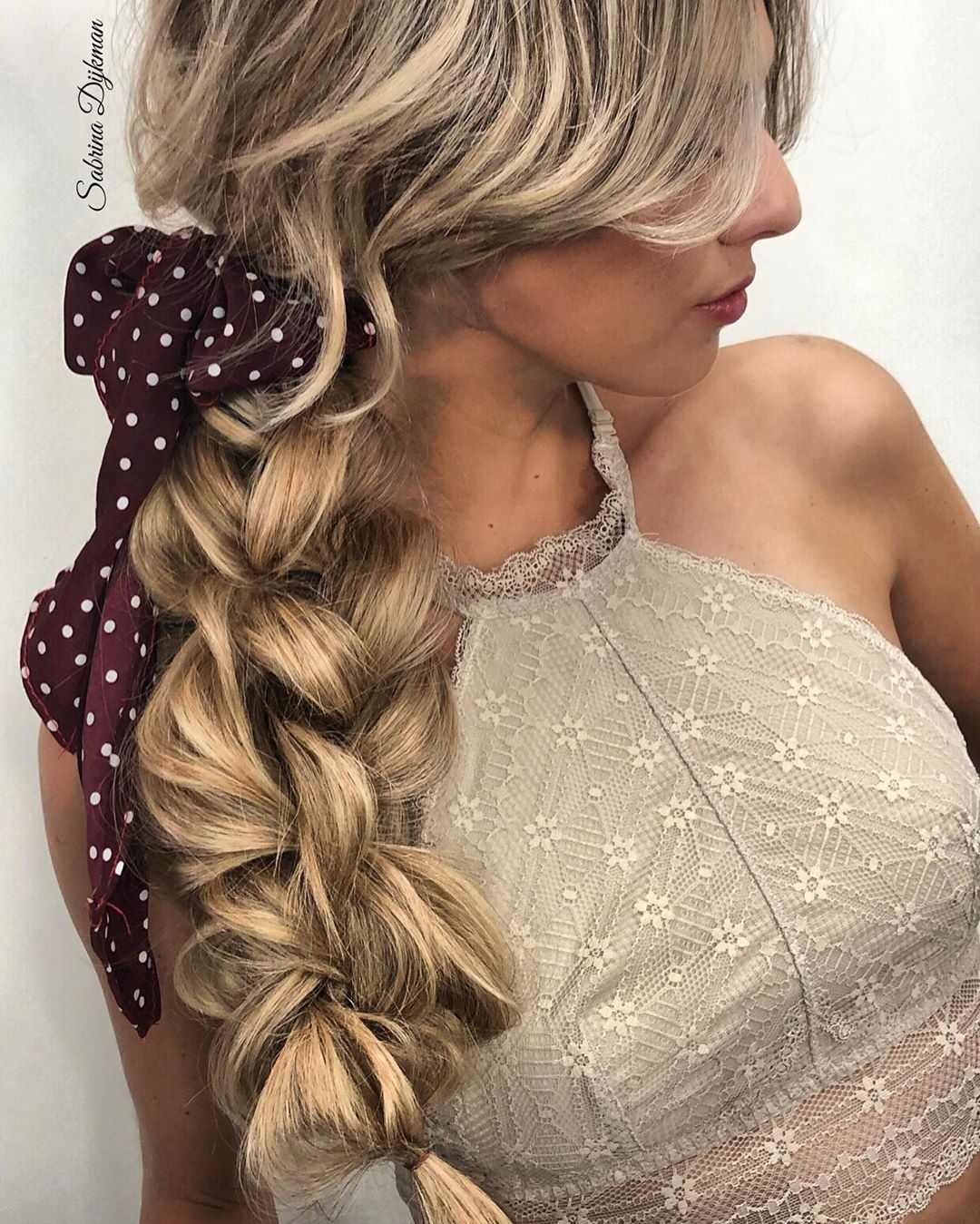 D E T A I L S , You Gotta Love Them 🙏🏻 Alternahaircare - Hair Styles