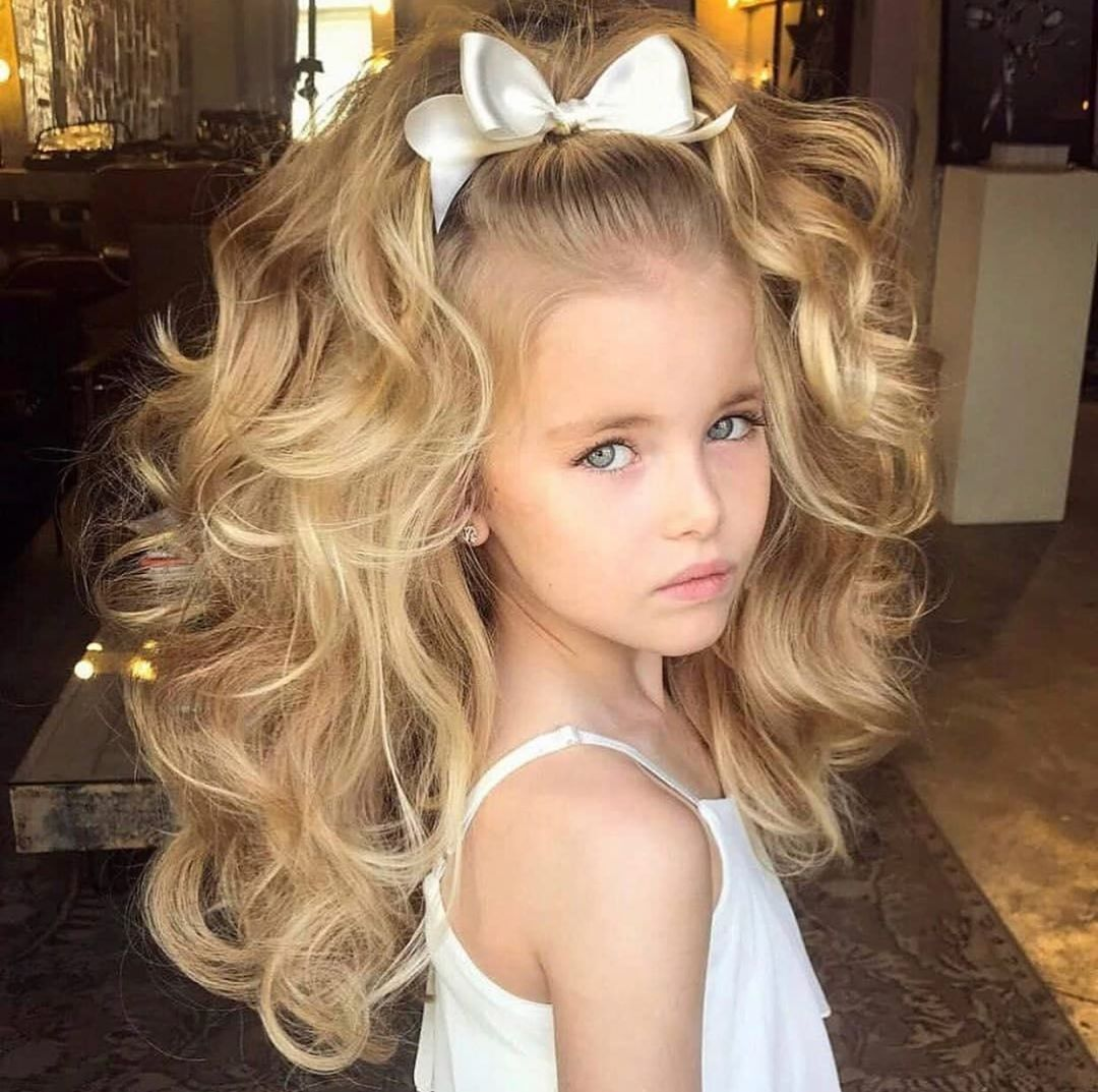 You Little Hair Queen!😍😍😍 • • Hairst Hairstylish - Hairstyles For Girls