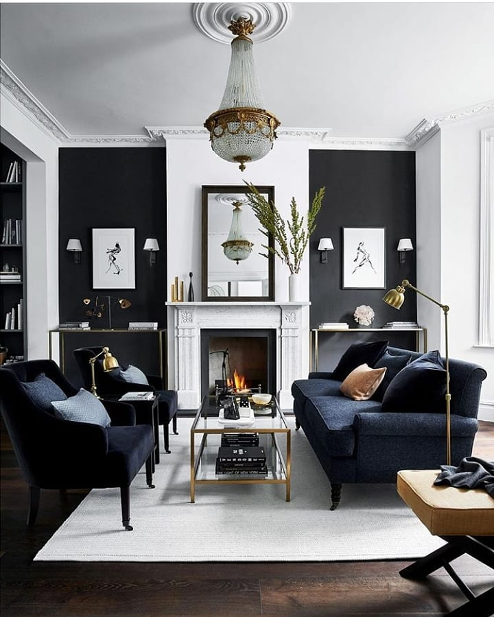 This Is Spectacular So Classy! Double Ta Livingroom - Living Room