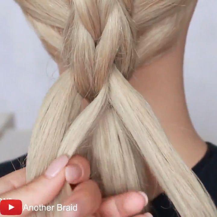 🎬🎬🎬 Short Tutorial 📽📽📽 Find The Lo Braidingvideo - Hair Tutorial