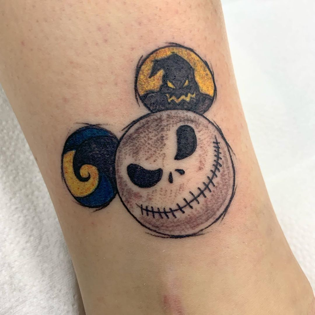 The Time Of Year Between Halloween And C - Tattoos