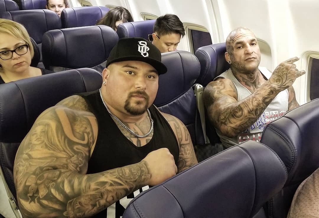What Would You Do If You Had To Sit Betw Powerlifting - Tattoos