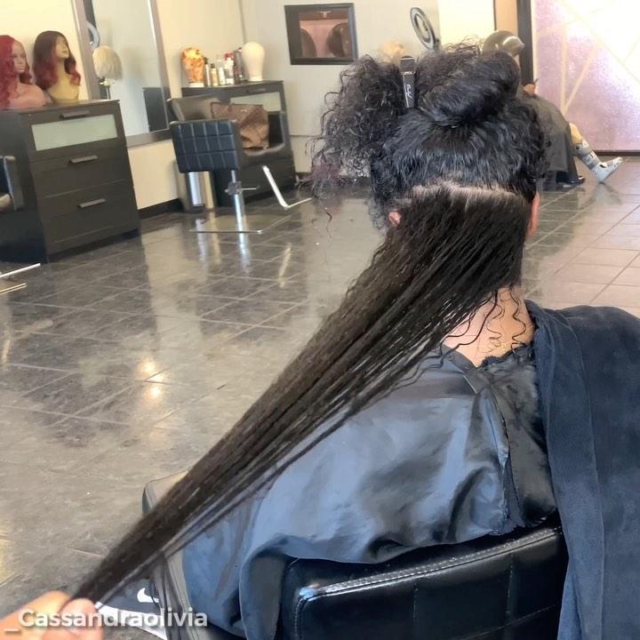 Long Hair Don'T Care 😝 Silk Wrap And Tr Atlsilkpress - Haircare Tips