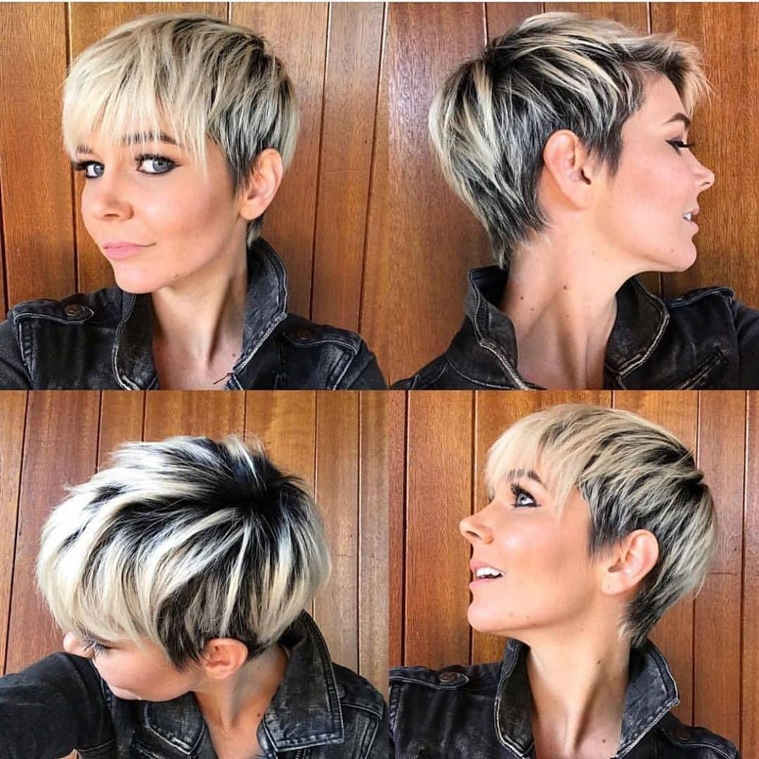 Super Pixie! Credit: Brianacisneros Capelli - Hair Beauty