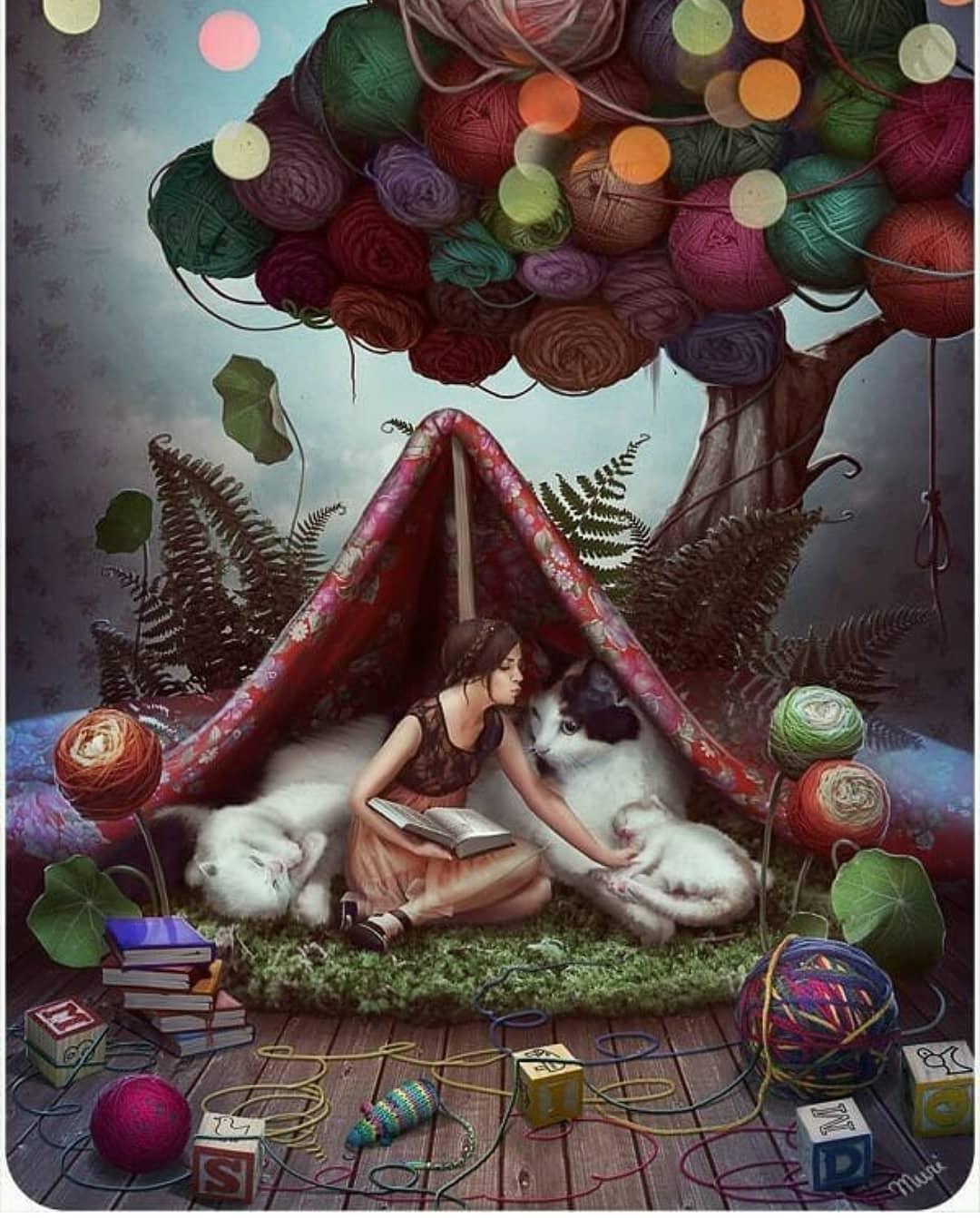 Gecemiz Hayr Olsun ❤️ Sevgili Gönül Dost Crocheting - Knitting