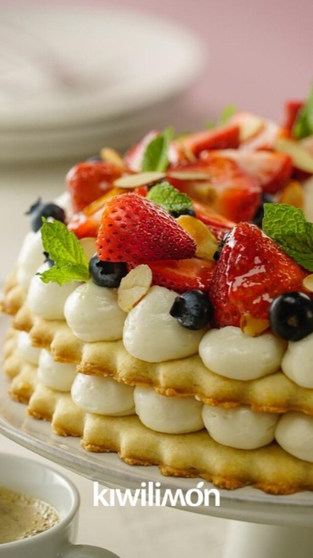¡Impacta A Todos En Tu Próxima Reunión C Cookiecake - Cake Recipe