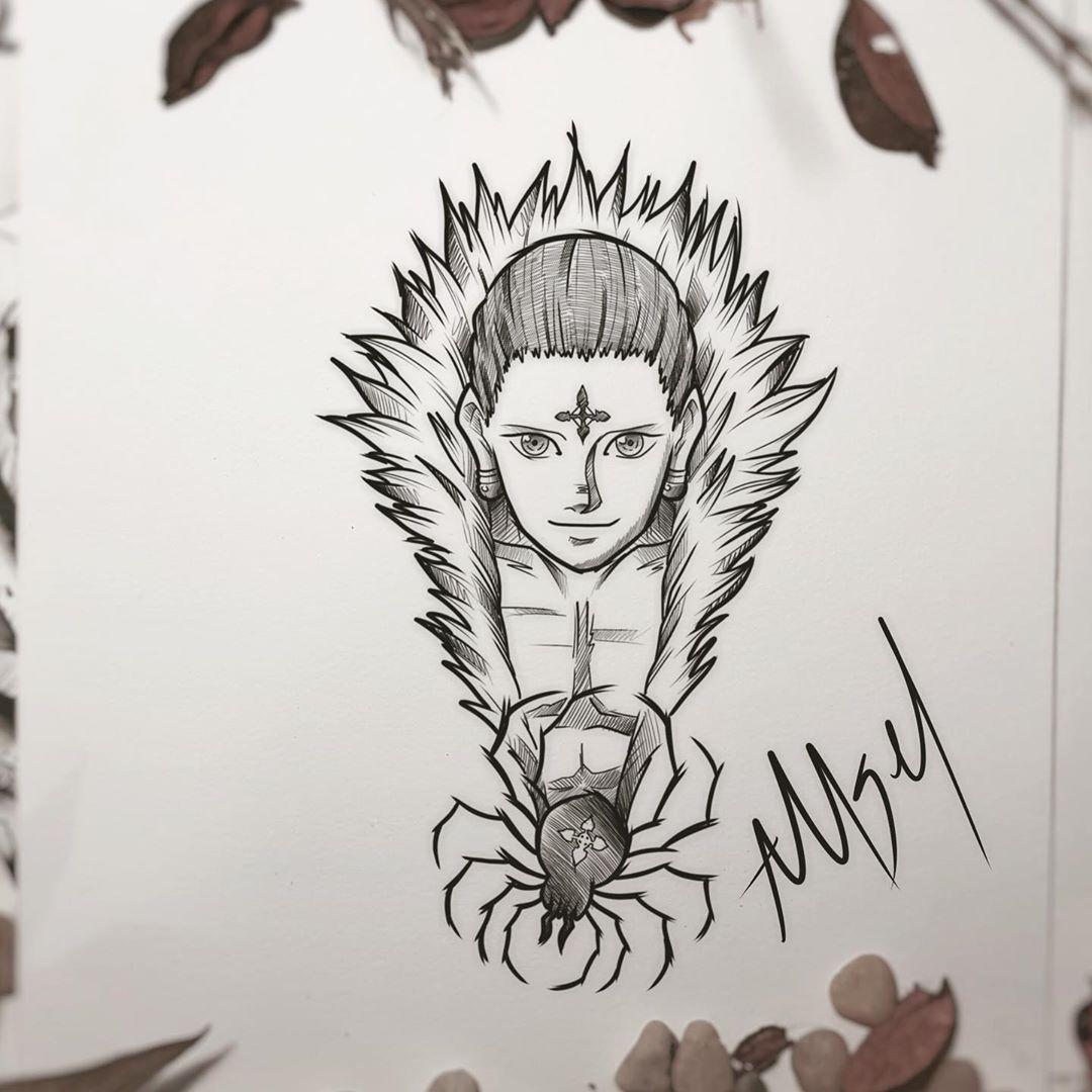"Chollo Lucifer. Un Personaje ""Malvado"" Q Ink - Tattoos"