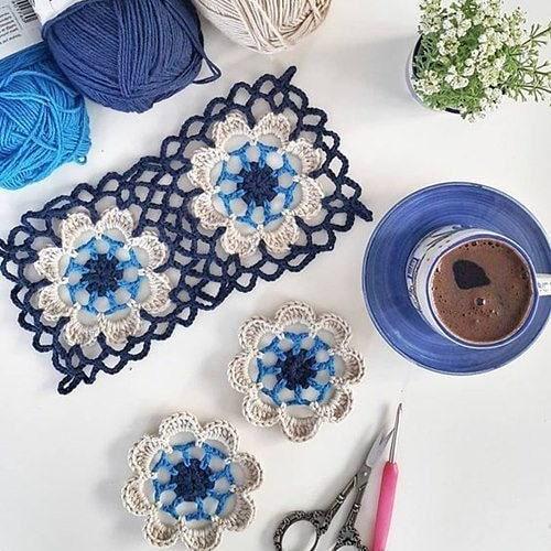 ❤️🌸❤️🌸❤️ .. . Begendim.Sergiledim .. Motifliyelek - Baby Crochet
