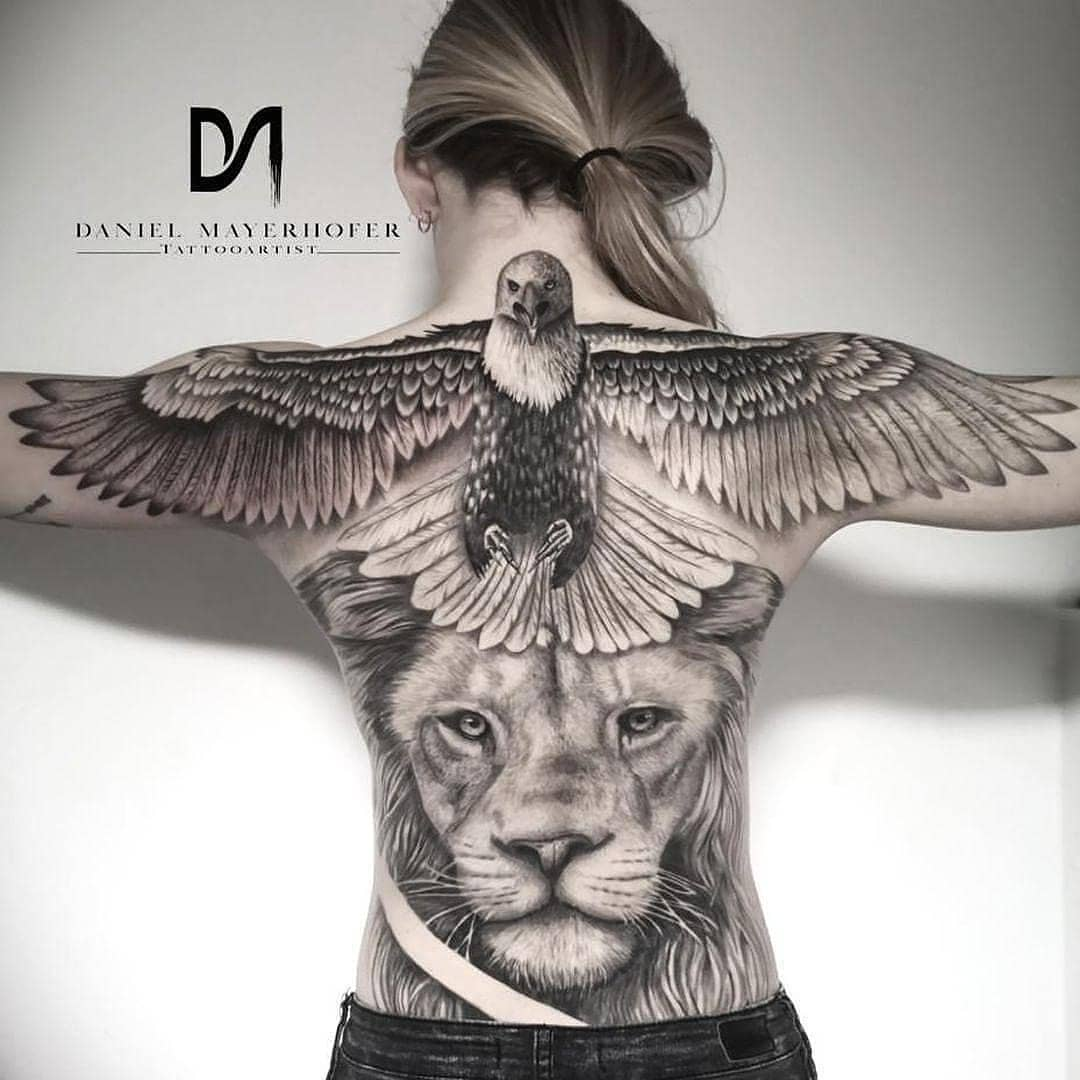 Artist: Daniel Mayerhofer Tattooartist Supportgoodtattooing - Tattoos
